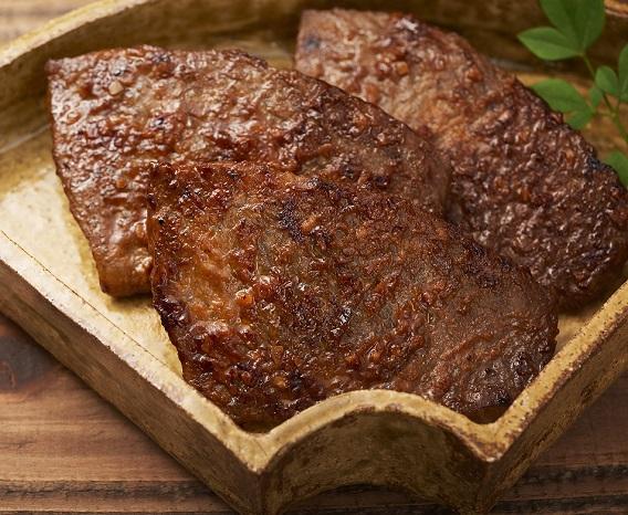 牛肉の味噌漬けの画像