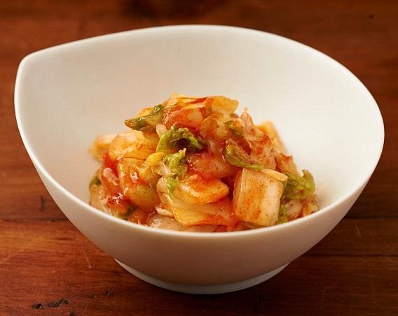 白菜キムチの画像