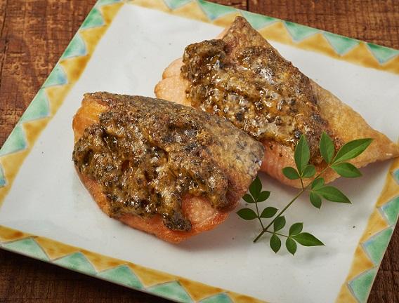 鮭のマヨネーズ焼きの画像