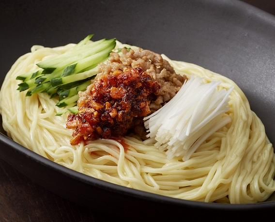 ラー油和え麺の画像