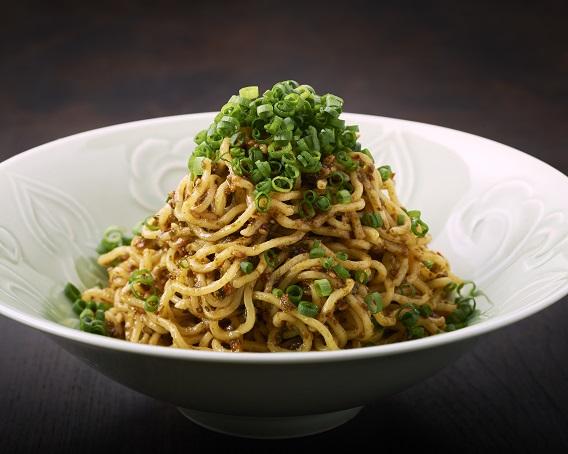 生七味中華和え麺