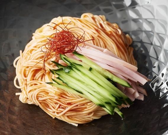 ビビン麺風そうめんの画像