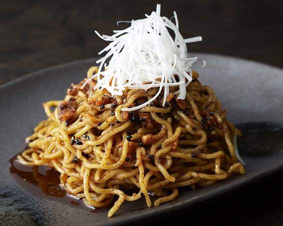 簡単和え麺の画像