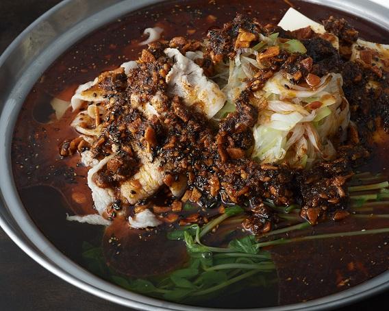 麻辣鍋の画像