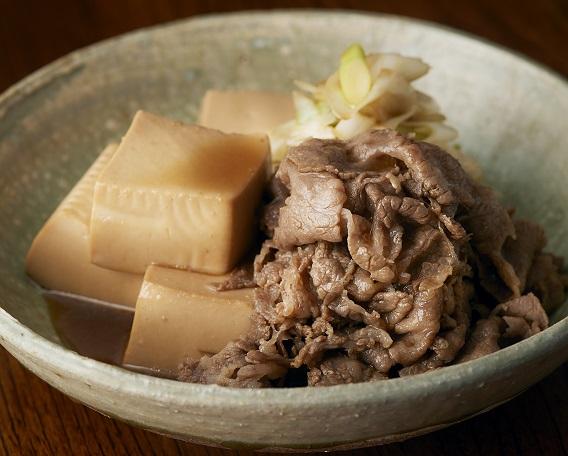 ★新メニュー★肉豆腐の画像
